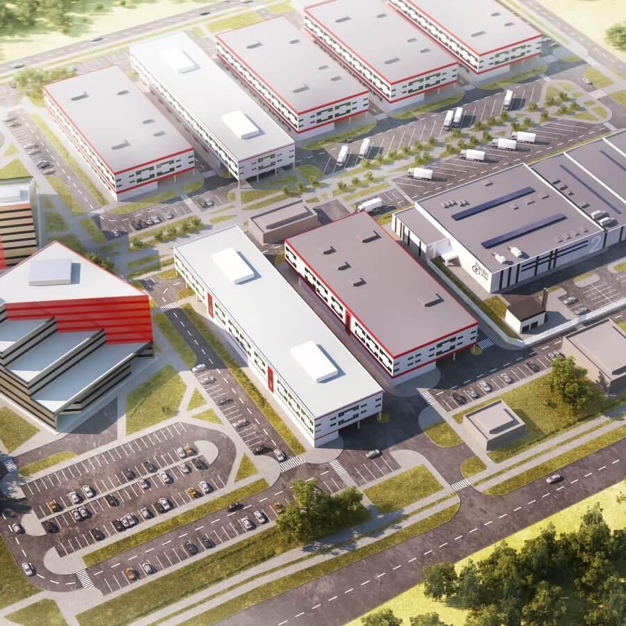 Завод по производству пектина. Великий Камень