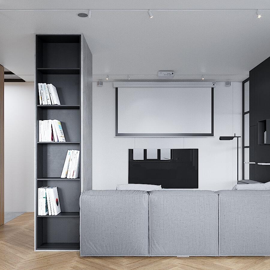 Интерьер квартиры V16