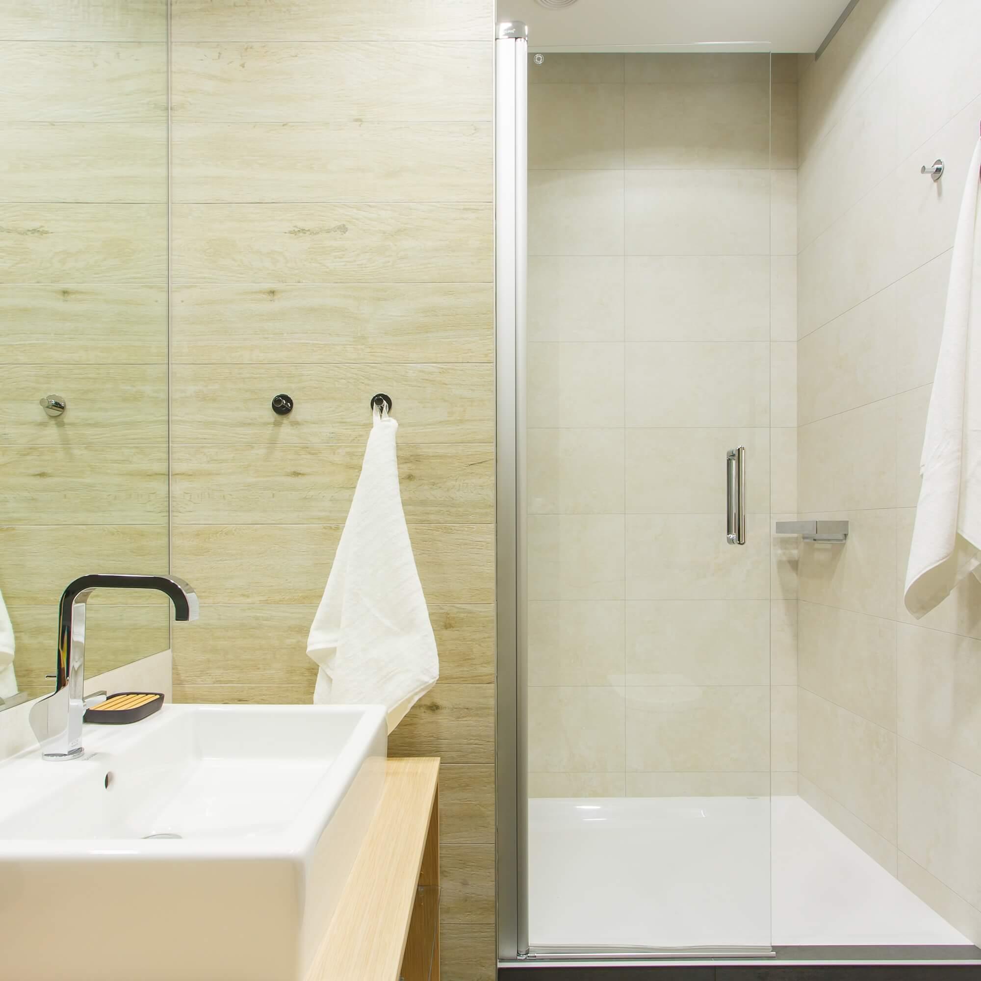 Интерьер ванной комнаты PN