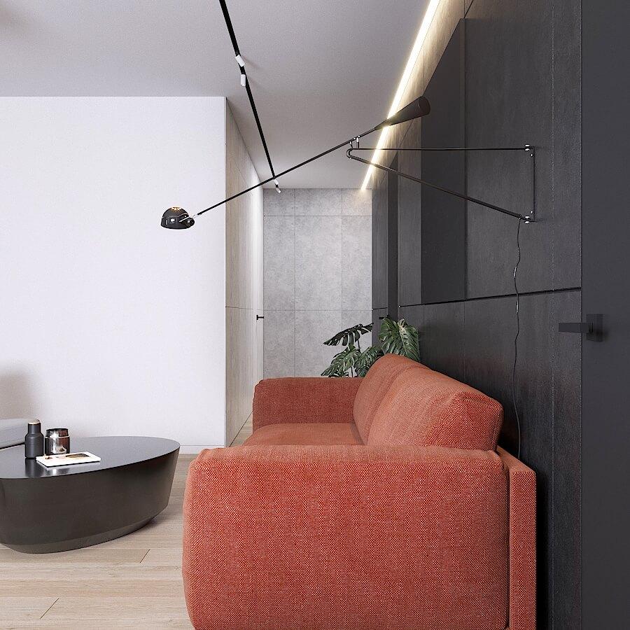 Интерьер квартиры K20