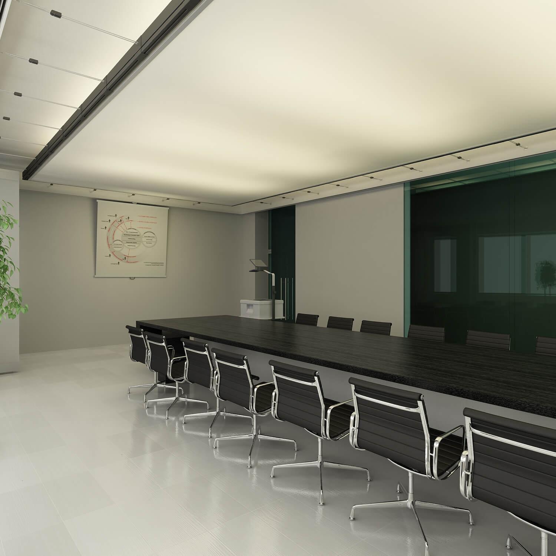 Интерьер офисов банка