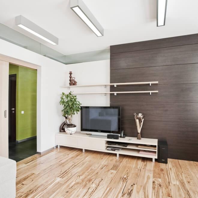 Интерьер частной квартиры в Минске