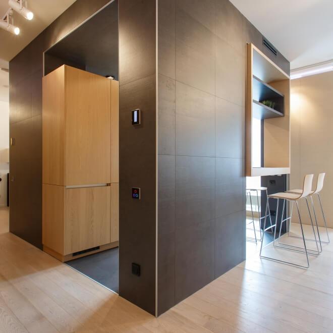 Интерьер двухкомнатной квартиры в Минске (PN)